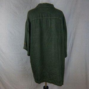 Tommy Bahama Shirts - Tommy Bahama Hualalai 100% Silk Shirt Size Large